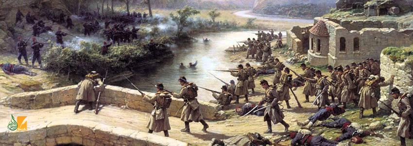 الحرب الروسية العثمانية .. «بداية النهاية»