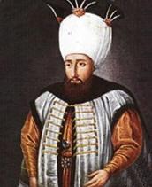 السلطان العثماني أحمد الثالث